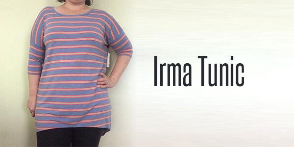 Irma Tunic Header